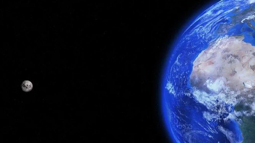 La nueva 'miniluna' de la Tierra se acercará el próximo martes 1 de diciembre