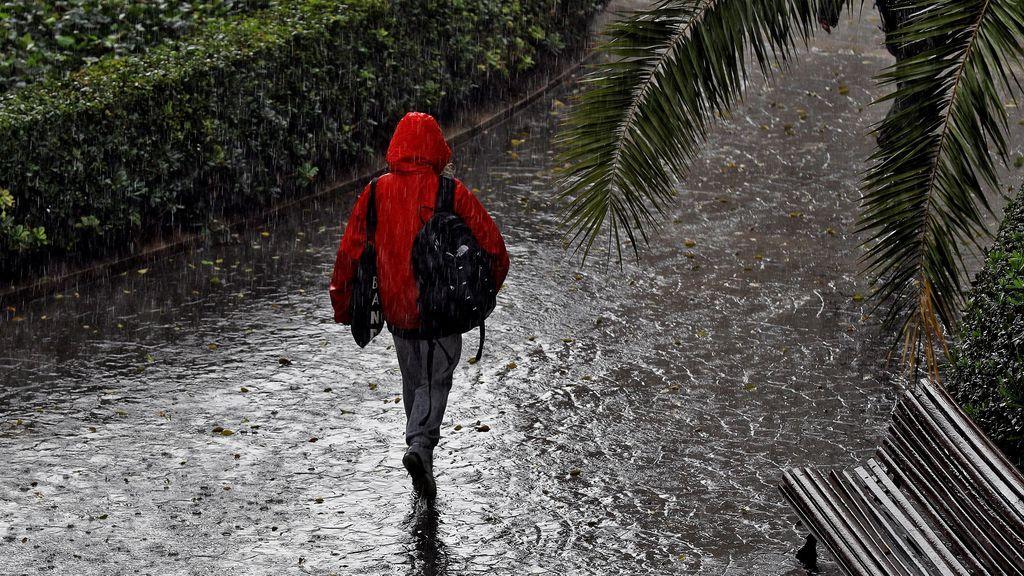 Se va una borrasca y llega otra: ¿Dónde va a seguir lloviendo el fin de semana?