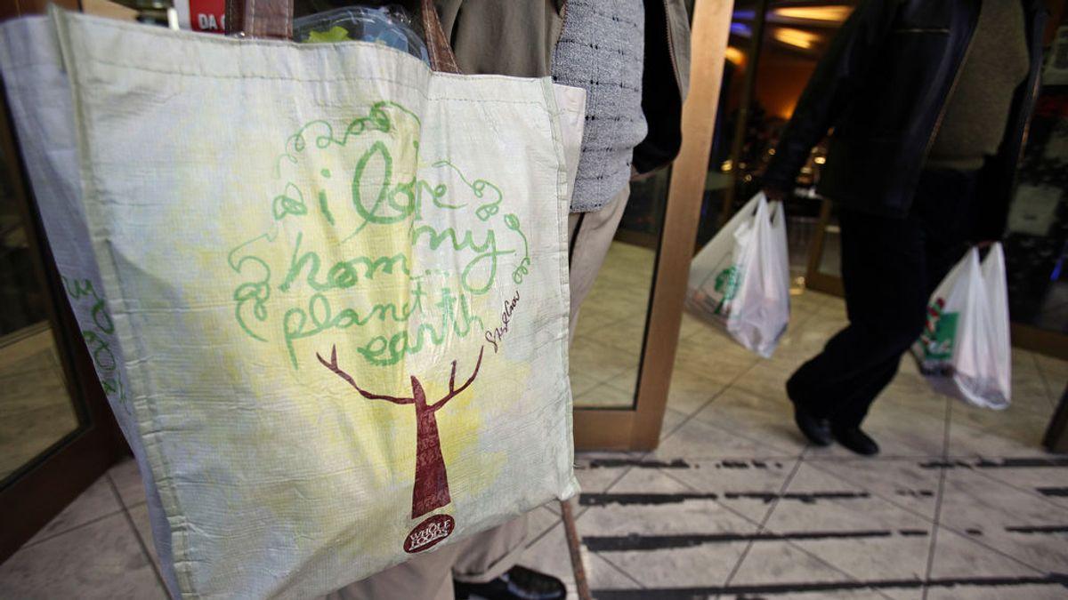 Alemania prohíbe las bolsas de plástico desechables a partir de 2022