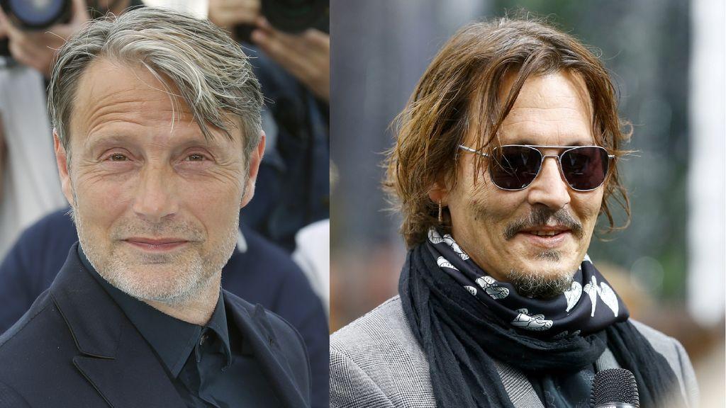 Mads Mikkelsen sustituirá a Johnny Depp en 'Animales fantásticos' tras su expulsión por el caso de maltrato