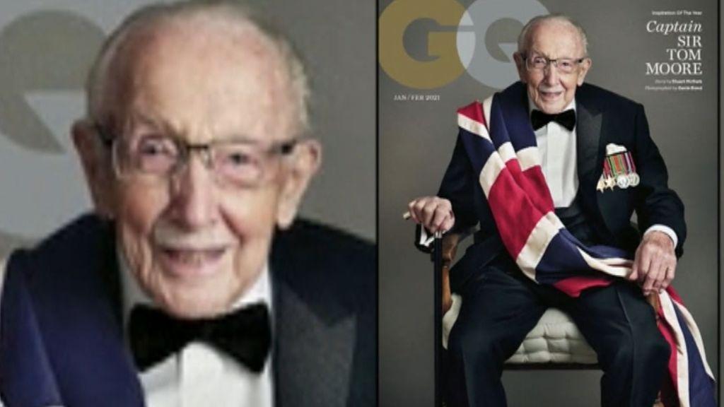 Los hombres del años para la revista GQ