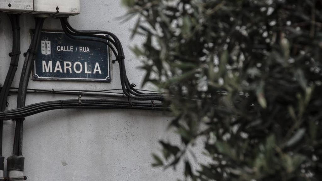 Rúa da Marola