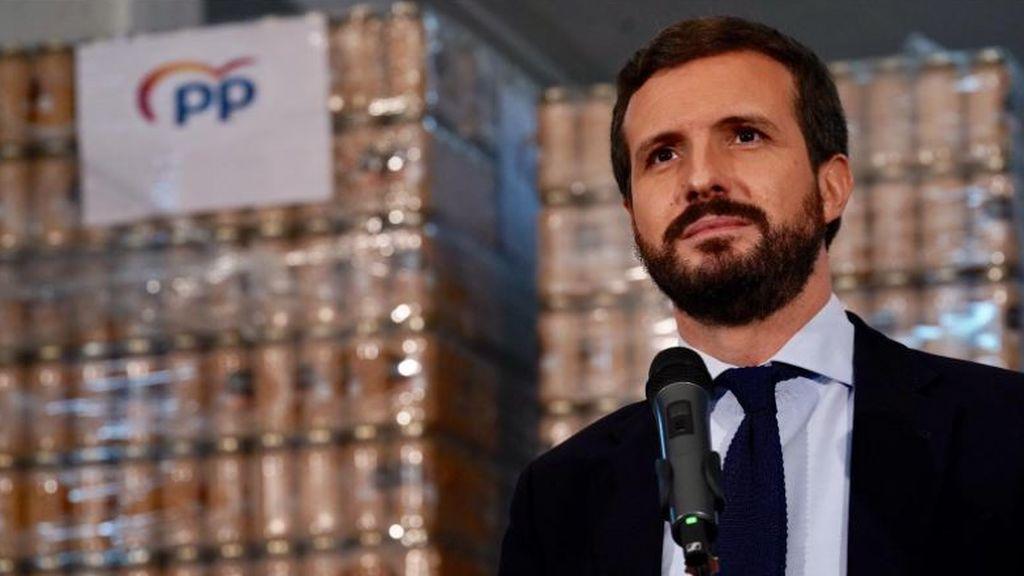 Casado responde a la 'armonización fiscal' del Gobierno con bajadas de impuestos en sus CCAA