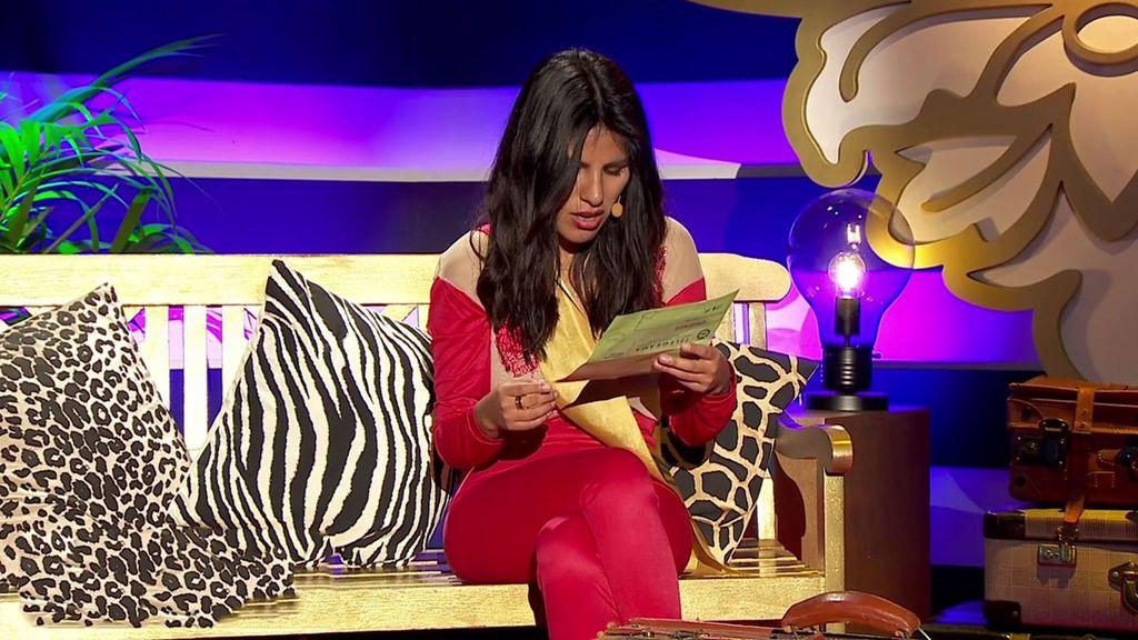 El programa le permite a Isa Pantoja pasar el finde semana en Cantora, ¿irá? La casa fuerte Temporada 2 Gala 7