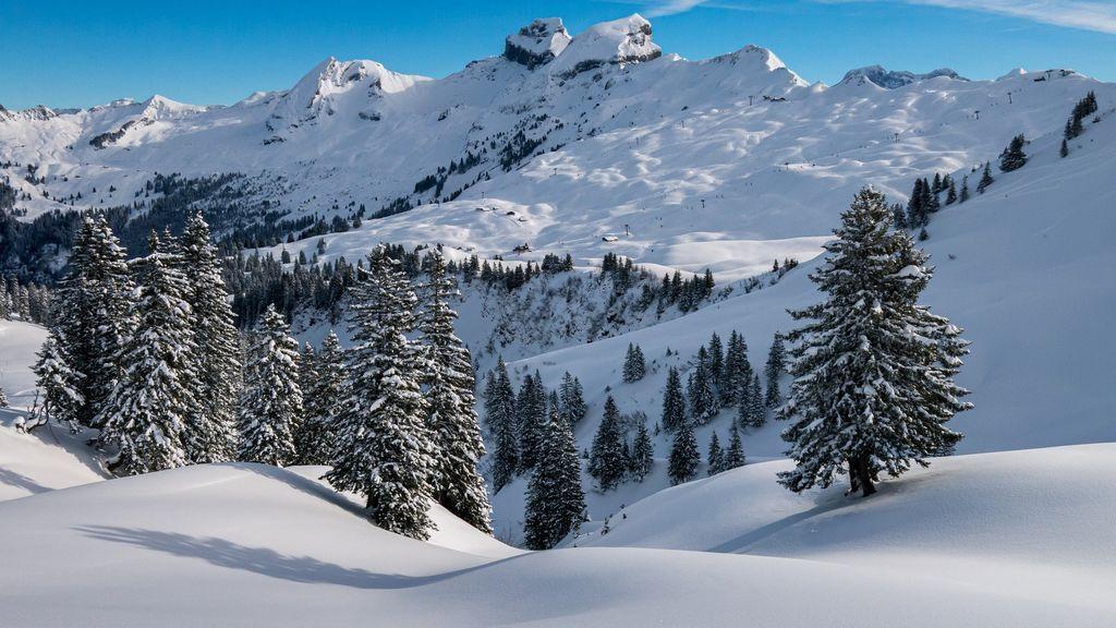 Las pistas de esquí más exclusivas del mundo