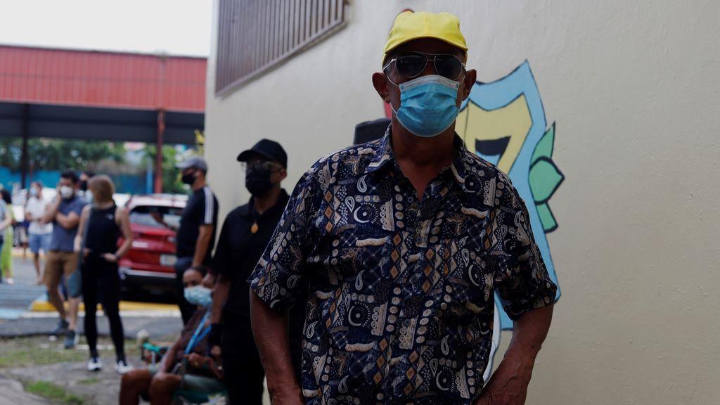Puerto Rico supera la barrera de los 50.000 contagiados por la covid-19