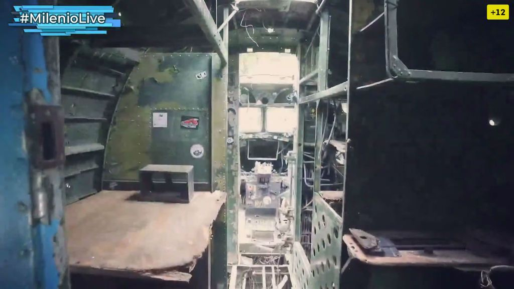 Nos adentramos en una base militar secreta abandonada en 1991