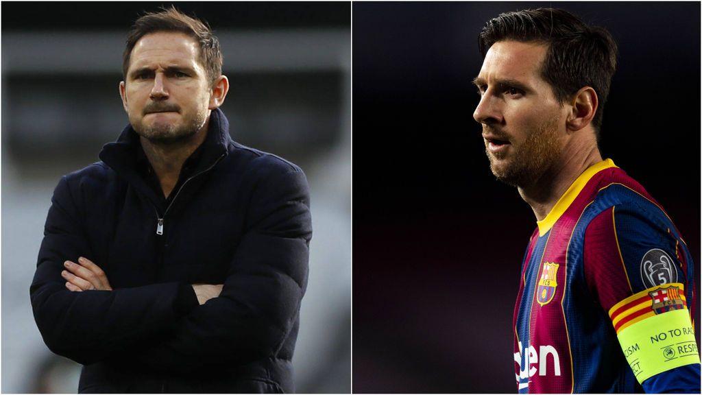 El Chelsea se suma a la puja por Messi con un proyecto ambicioso liderado por Lampard