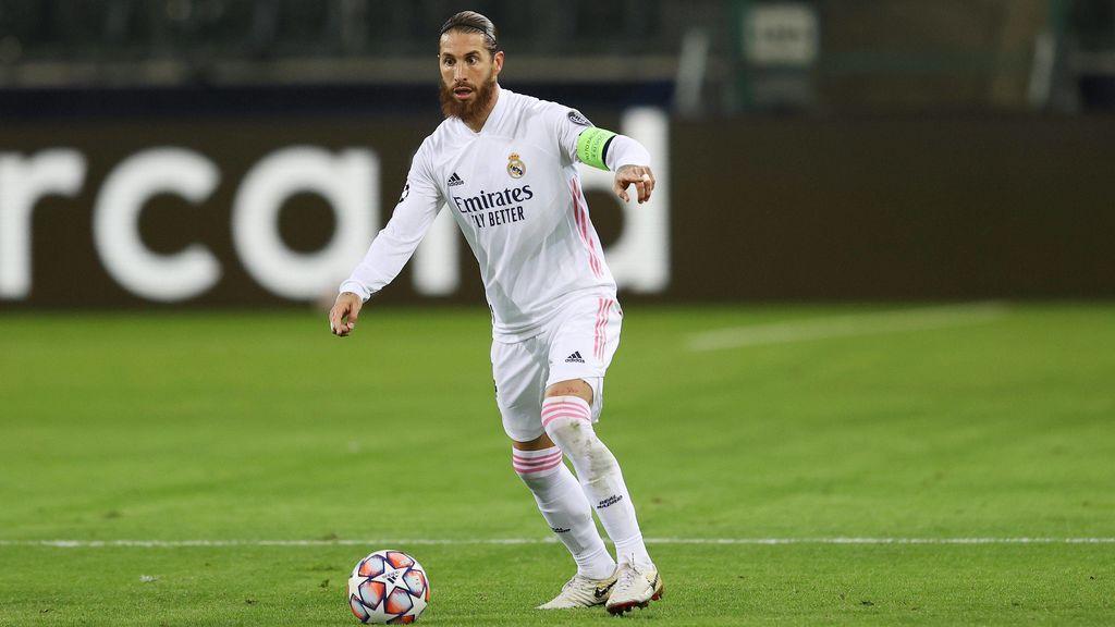 Sergio Ramos a punto de romper su contrato con Nike mientras sigue en el aire su futuro en el Real Madrid