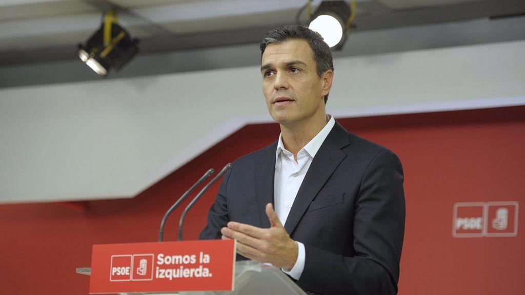 """Sánchez pide que estas Navidades """"regalemos seguridad a aquellos que queremos"""""""