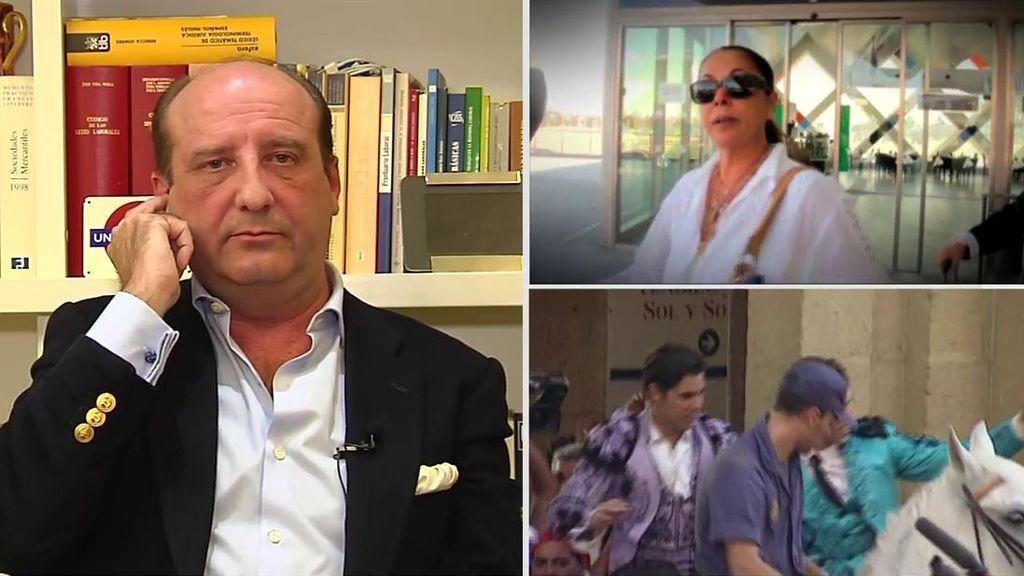 Entrevista al abogado de los hermanos Rivera