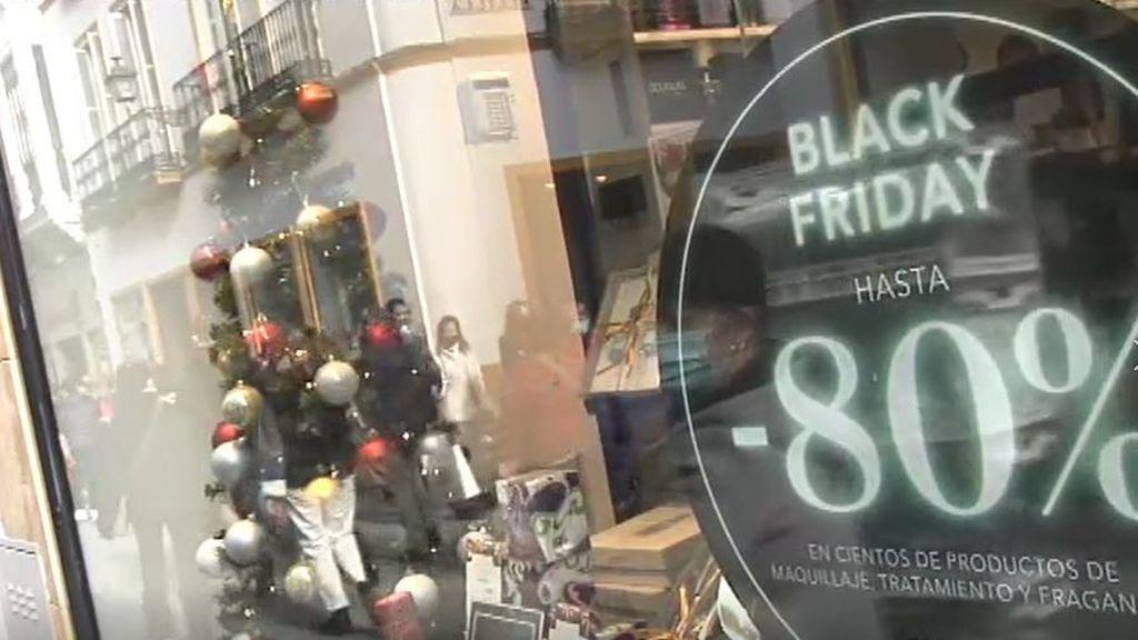 El 'Black Friday' impulsa las compras en el primer fin de semana prenavideño: los negocios mejoran sus números