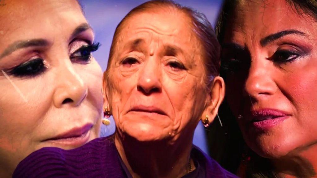 Isabel Pantoja reacciona a la entrevista de su prima Sylvia