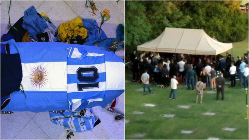 Las incógnitas que rodean a la muerte de Maradona