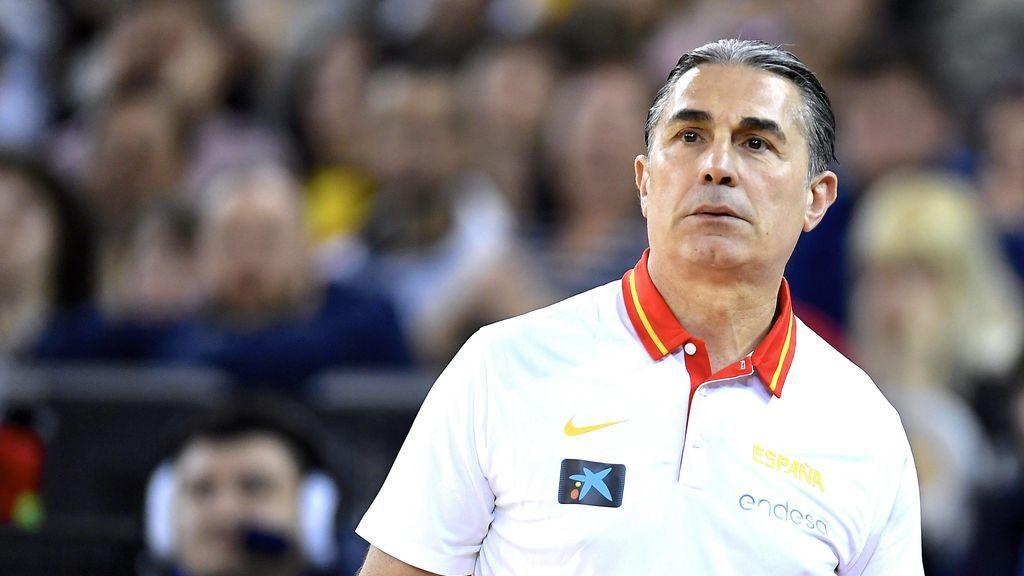"""Scariolo tras la derrota de España ante Israel: """"Hemos cometido bastantes errores y hemos pecado de individualismo"""""""