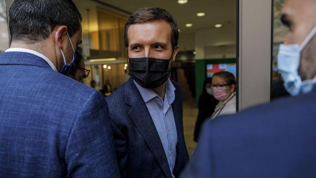 """Casado pide a la """"izquierda patriótica"""" que se sume a la alternativa a la 'Ley Celaá'"""
