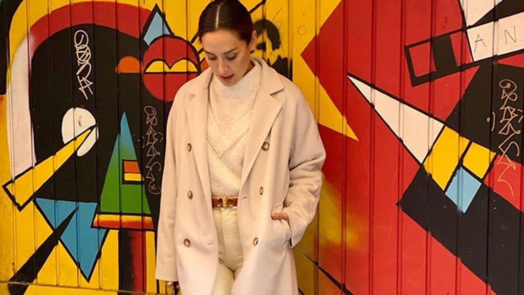 Abrigos blancos, la tendencia de este invierno a la que no te podrás (ni querrás) resistir