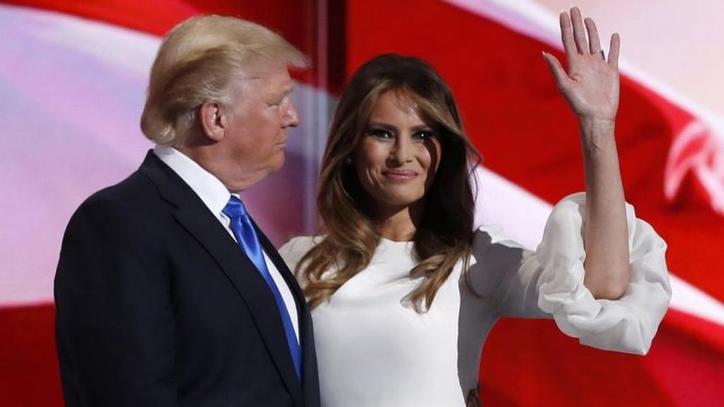 Melania Trump planea escribir unas memorias sobre su periodo en la Casa Blanca