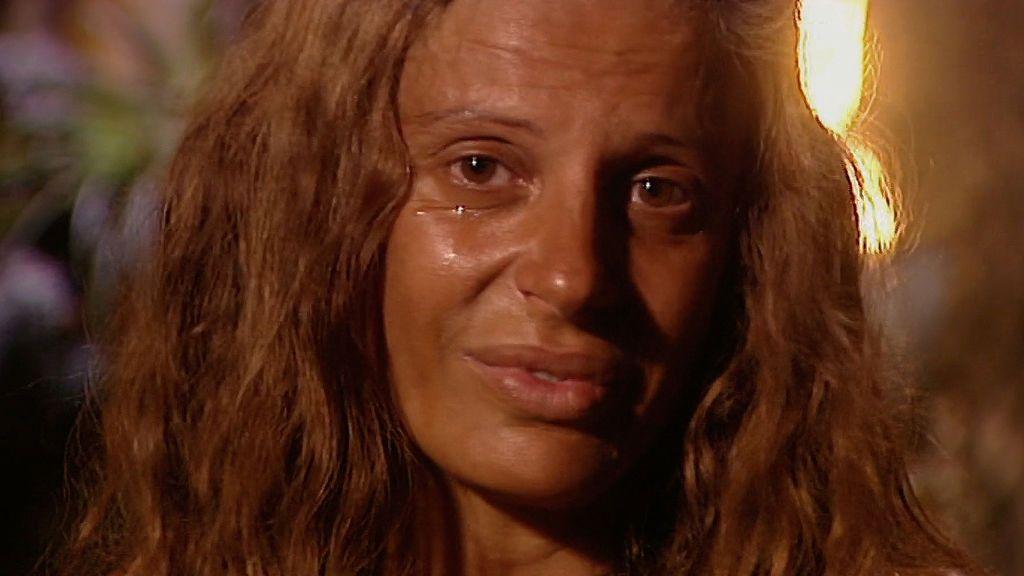 Sonia Monroy en 'Supervivientes 2011'