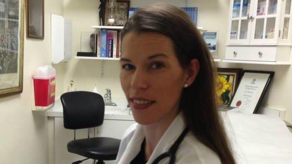 Buscan a Tamara Saukin, una doctora de 44 años que desapareció cuando salió a caminar junto a su madre