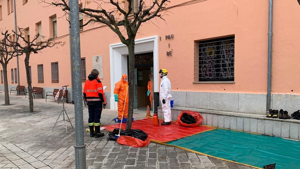 La Generalitat interviene una residencia en Tremp por un brote de 150 positivos