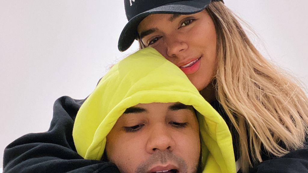 Karol G pone fin a los rumores de ruptura con Anuel AA con su felicitación de cumpleaños