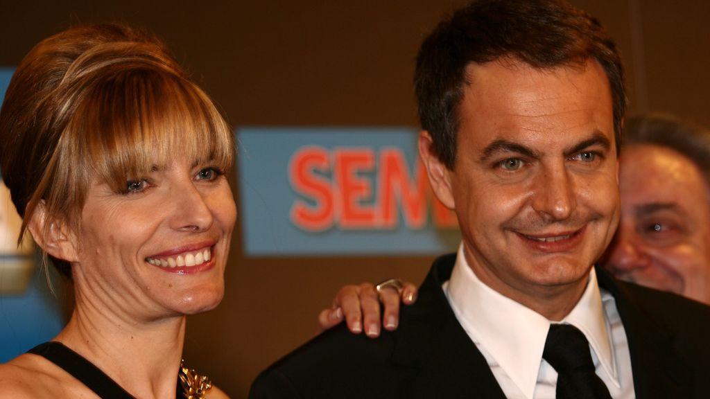Zapatero y Sonsoles se conocieron en la Facultad de Derecho.