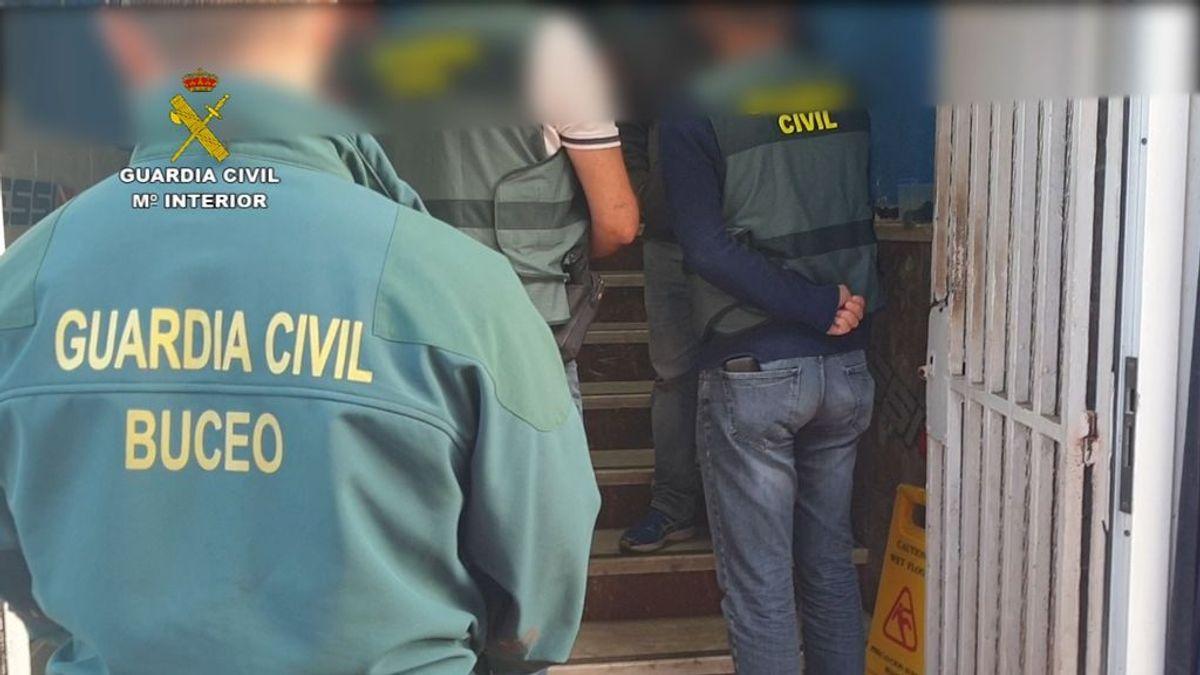 Detenido por la muerte de una submarinista en el Puerto de la Luz y de Las Palmas