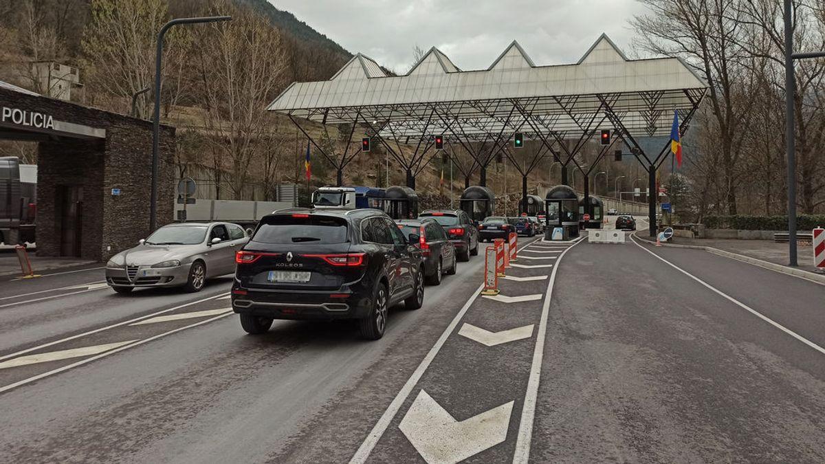 Andorra pide unirse a una región sanitaria de Cataluña para favorecer la movilidad