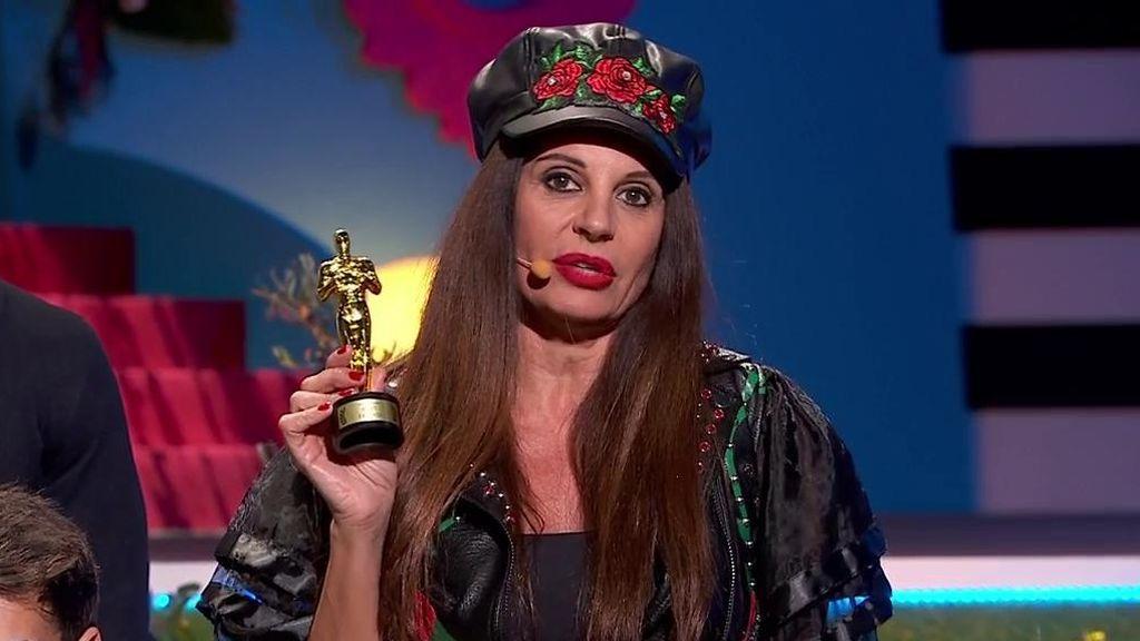 Sonia, expulsada de 'La casa fuerte 2': deja a todos alucinados repartiendo sus Óscars antes de abandonar