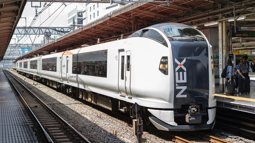 Tren Narita Expres