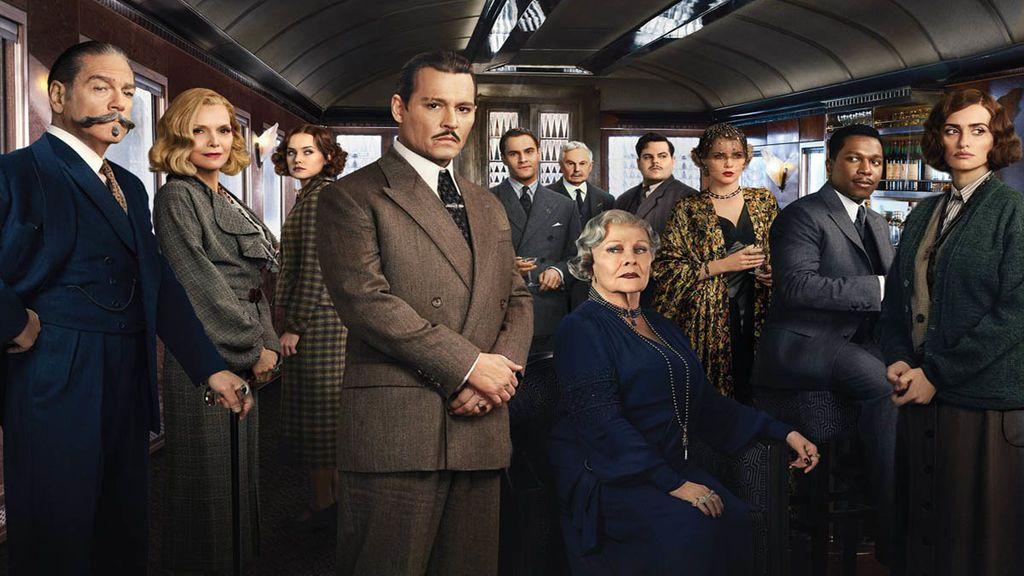 'Asesinato en el Orient Express', el lunes a las 22:40h