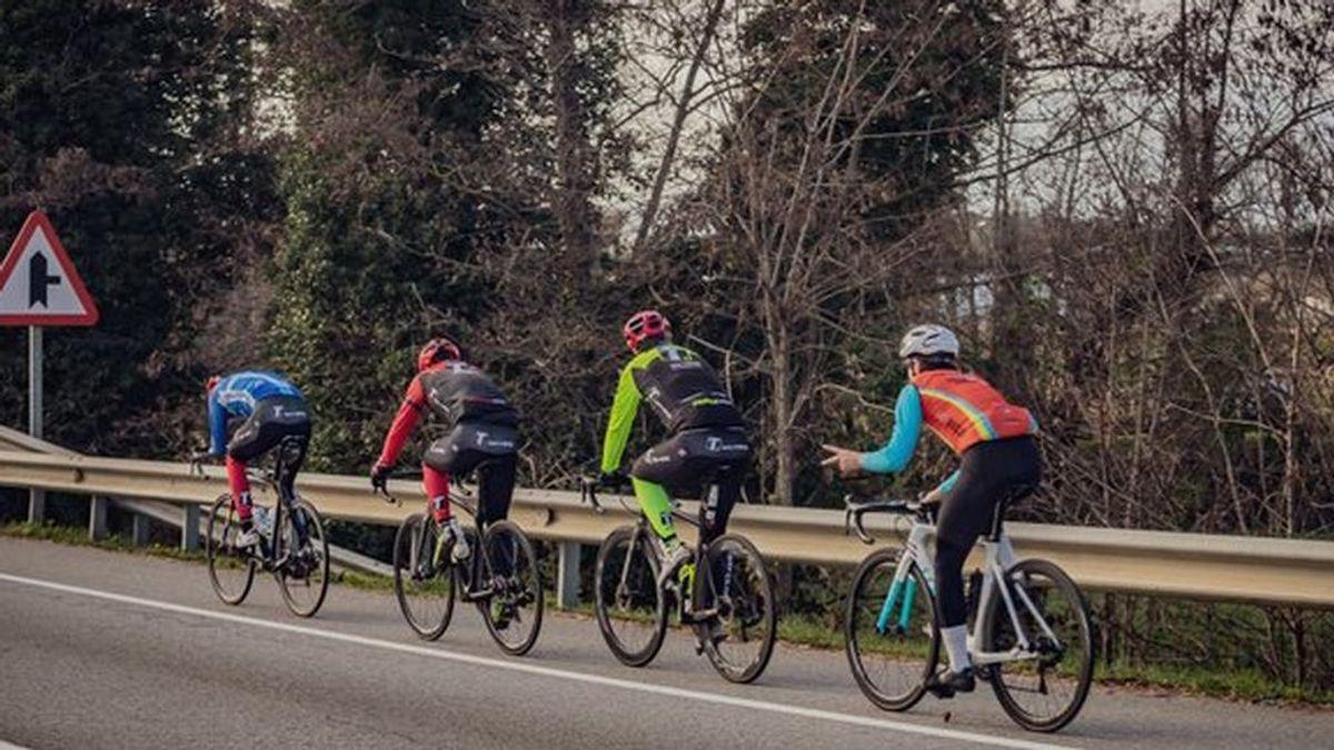 Dos ciclistas mueren en una carretera de El Papiol en un accidente de coche