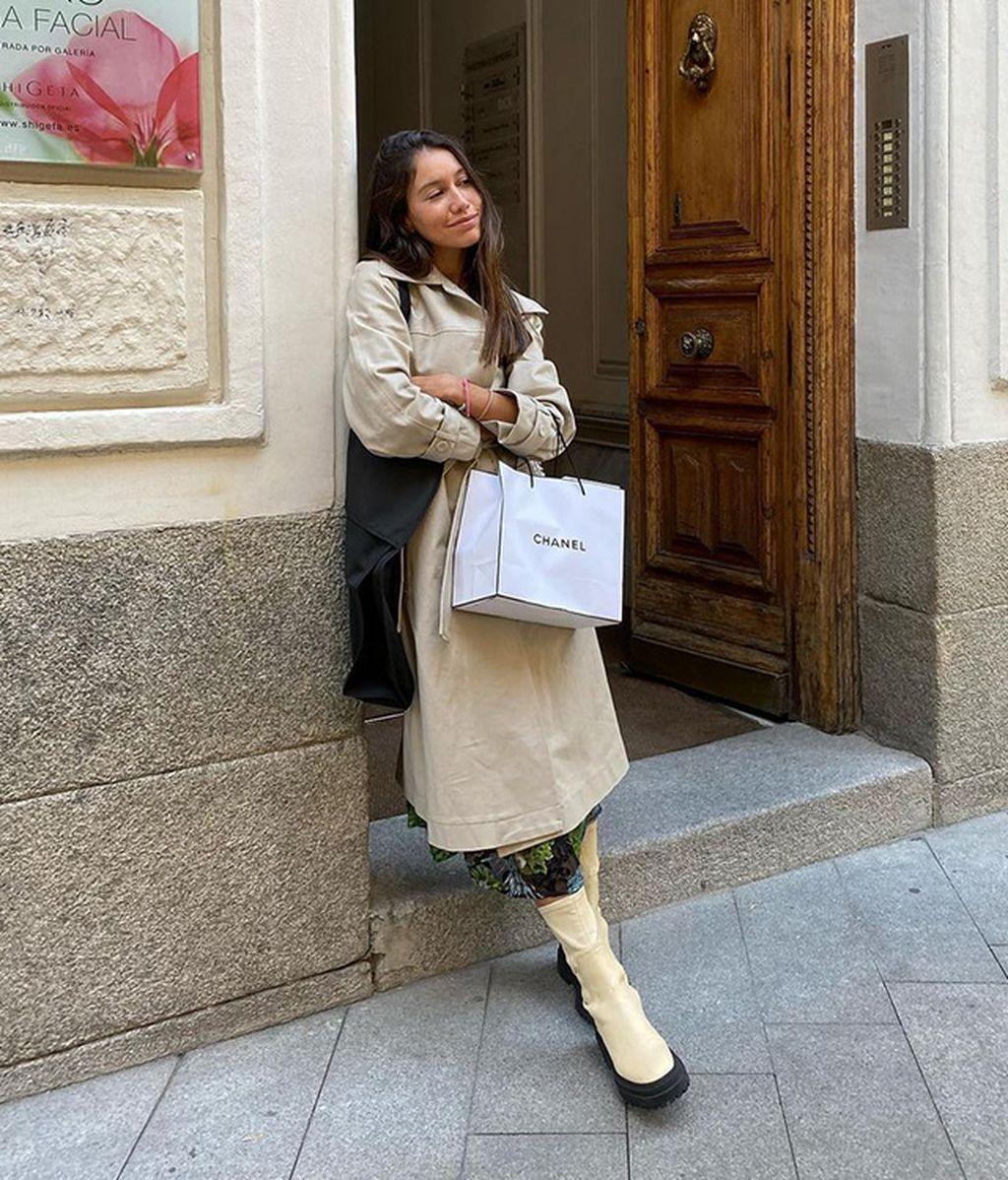 De Nuria Roca a Pau Eche: cómo combinar unos botines blancos