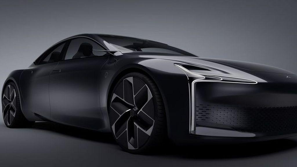 Hopium Machina: el coche de lujo impulsado por hidrógeno