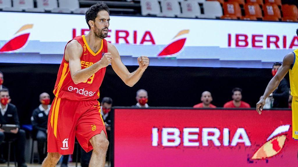 España se da un baño ante Rumanía y consigue la clasificación para el Eurobasket de 2022 (94-41)