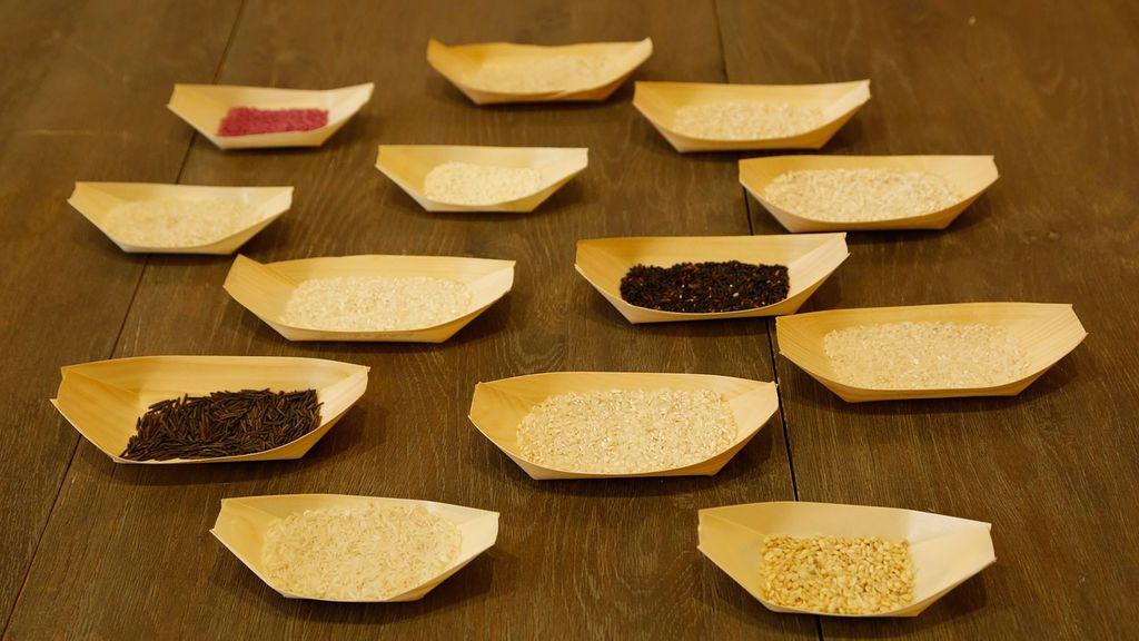¿Qué tipo de arroz es mejor? Redondo, Basmati o Integral