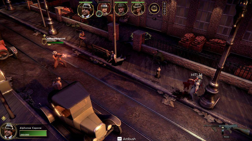 Capone - Combat Screenshot 3