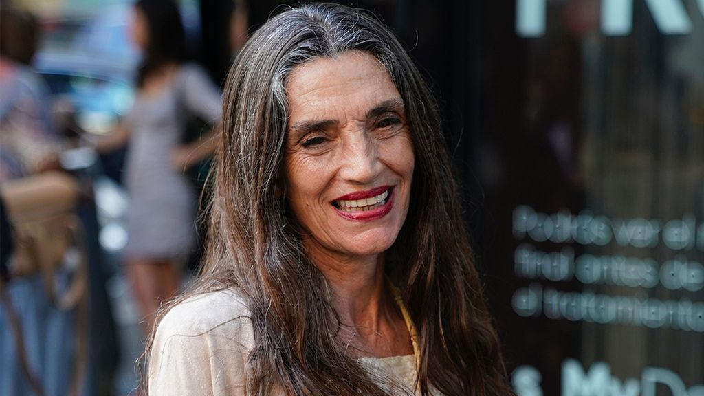 Angela Molina, la gran defensora de las canas, Goya de honor: su evolución en cinco imágenes