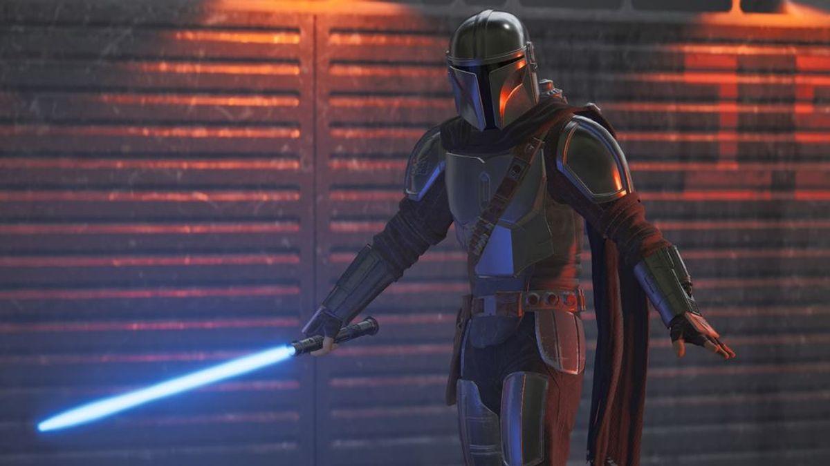 The Mandalorian en Star Wars Jedi: Fallen Order - mod