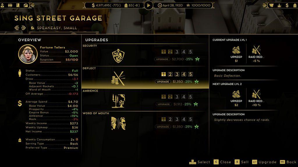 Goldie - Strategy Screenshot 12