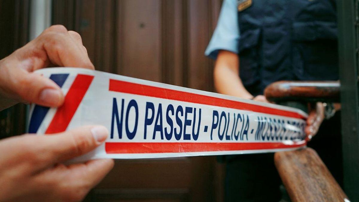 Cuatro detenidos por la muerte de una anciana atada a una silla en un piso de Girona