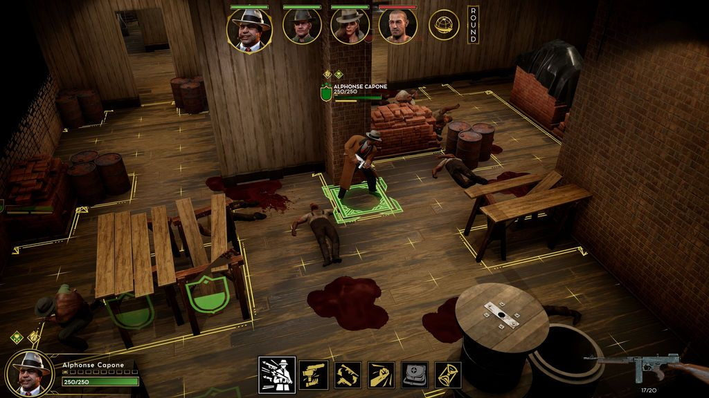 Capone - Combat Screenshot 2