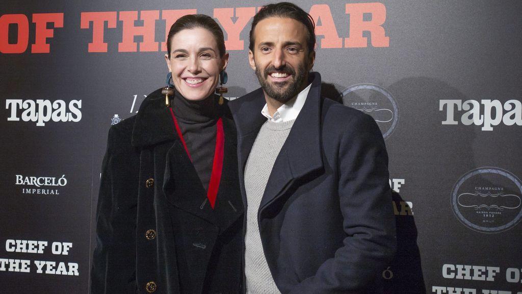 Raquel Sánchez Silva y Matías Dumont son pareja desde noviembre de 2013
