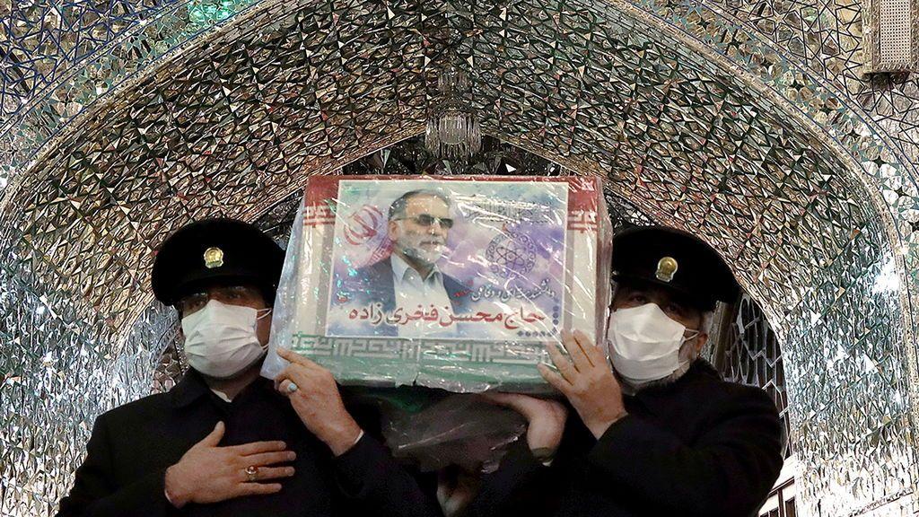 Aseguran que los disparos que mataron al científico iraní, Mohsen Fajrizadé, fueron por control remoto