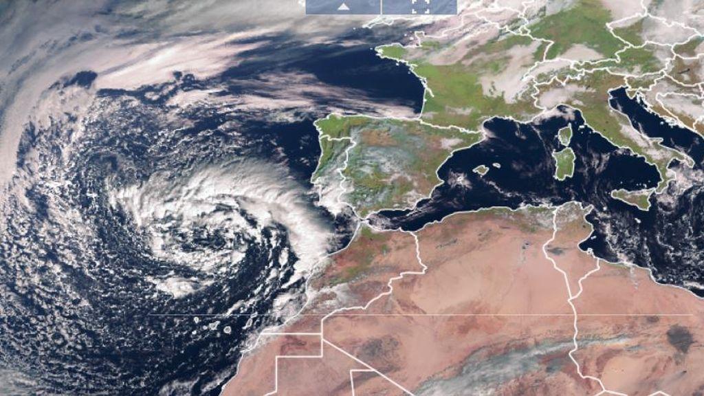 La borrasca Clement podrá adquirir características subtropicales: ¿Qué implica para Canarias?