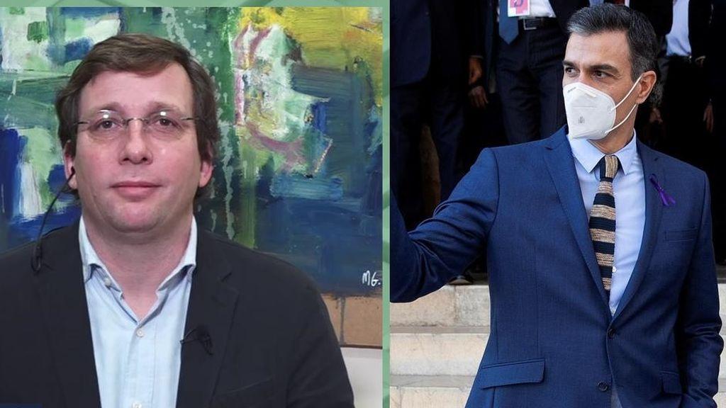 Entrevista a Martínez Almeida, alcalde de la ciudad de Madrid