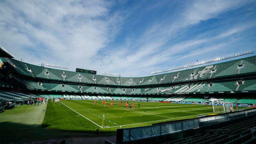 Listado con los clubes de fútbol que han entrado en concurso de acreedores
