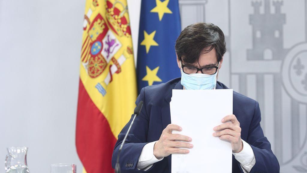 Transparencia da diez días al Gobierno para que revele la identidad del comité de expertos de Sanidad
