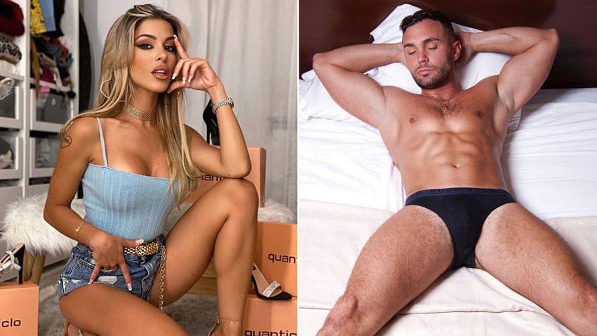 Oriana Marzoli arremete enfurecida contra Cristian Suescun tras su golpe bajo en 'Sábado Deluxe'